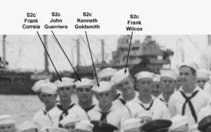 Correia, Goldsmith, Guerriero, Wilcox