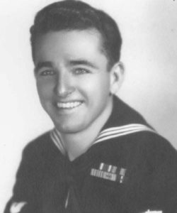 James C. Zahourek - of the USS Munsee - WWII