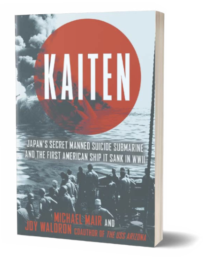 Kaiten by Michael Mair and Joy Waldron